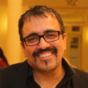Rajeev Ratra Portrait